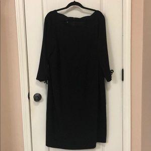 Beautiful black Talbots 18w dress